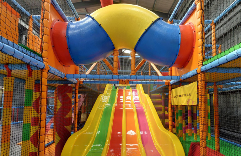 Kanga Soft Play