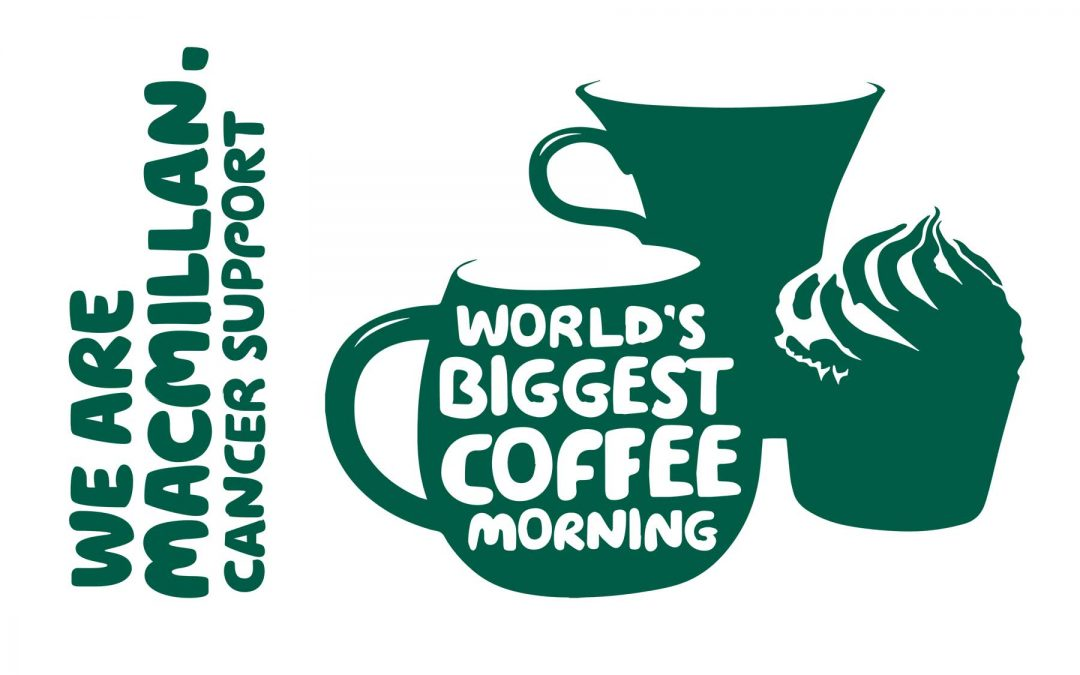 [2 Column Text and Media Block] Be a part of the world's biggest coffee morning!
