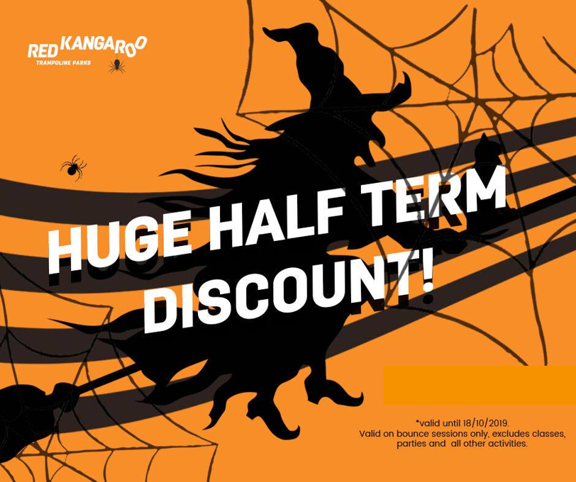 Spooktackular Half Term